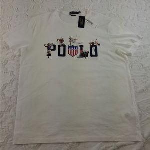 Polo Ralph Lauren XXL Tee Shirt NWT